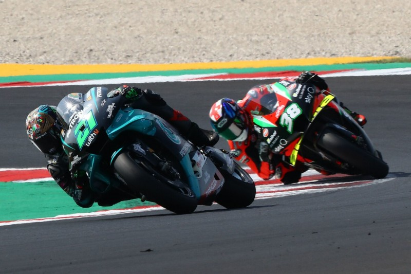 Franco Morbidelli, Bradley Smith
