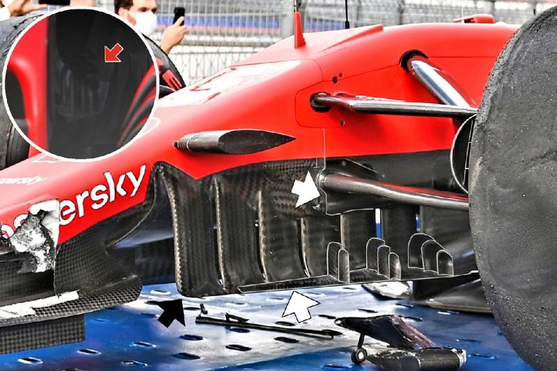 Ferrari-Windabweiser
