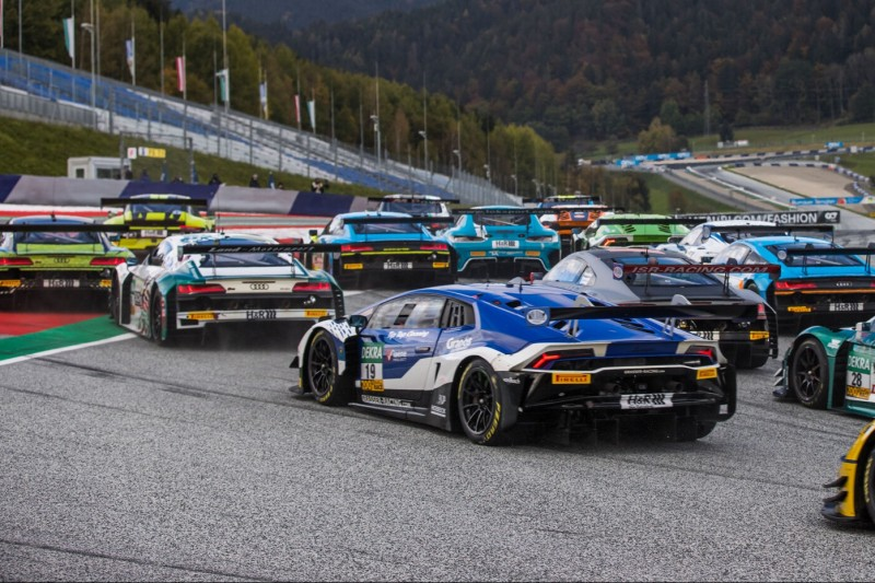 GT-Masters, Start
