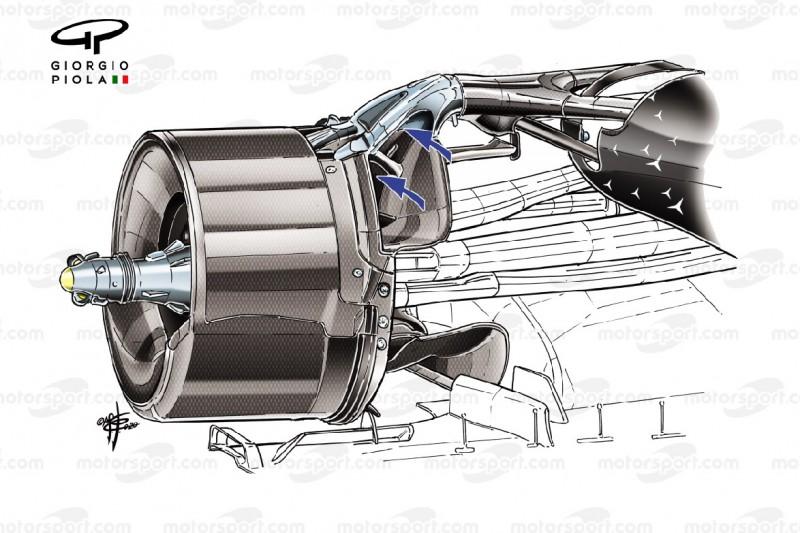 Mercedes-Radträger