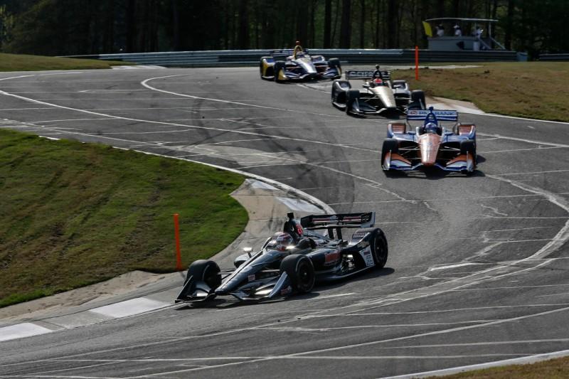 IndyCar-Action 2019 im Barber Motorsports Park