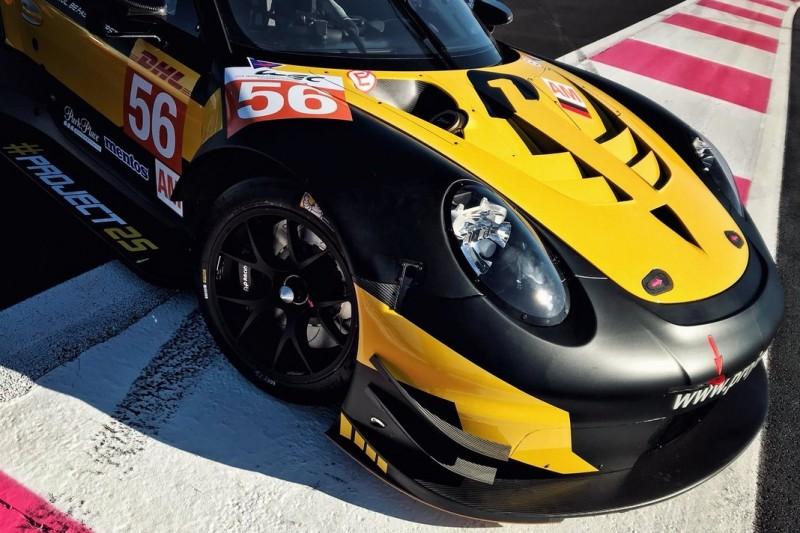 Project 1 Porsche