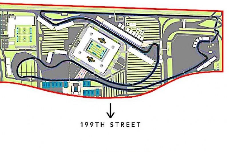 Layout Miami GP