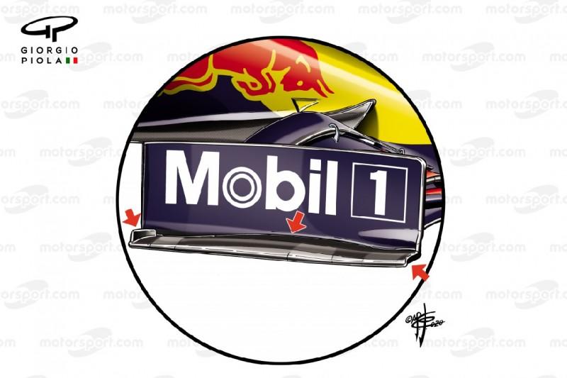 Red-Bull-Endplatte