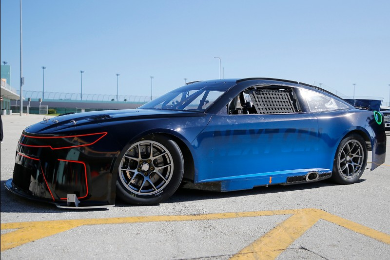 """NASCAR """"Next Gen""""-Test in Homestead"""