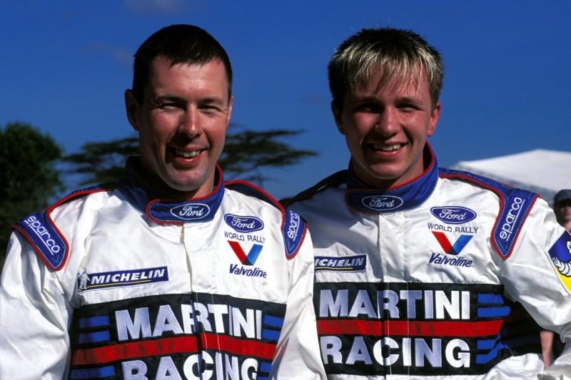 Petter Solberg, Colin McRae