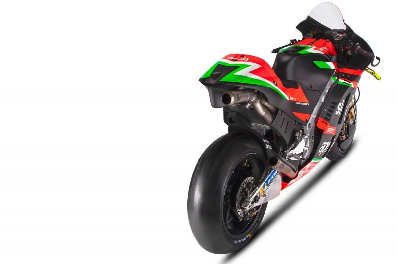 Aprilia RS-GP für die MotoGP-Saison 2020