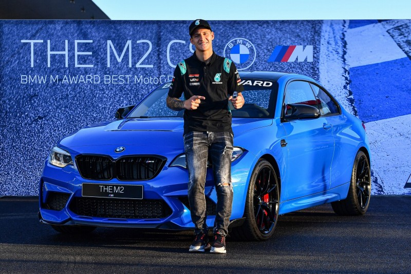 Fabio Quartararo BMW