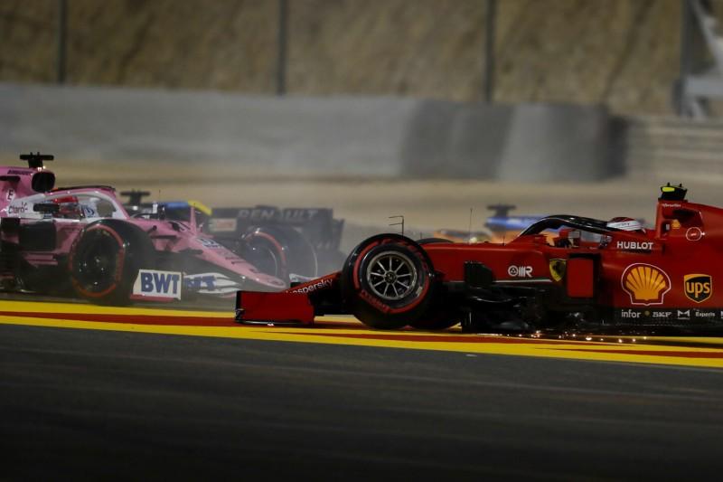 Charles Leclerc, Sergio Perez