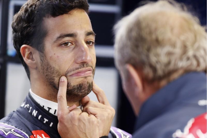 Daniel Ricciardo, Helmut Marko