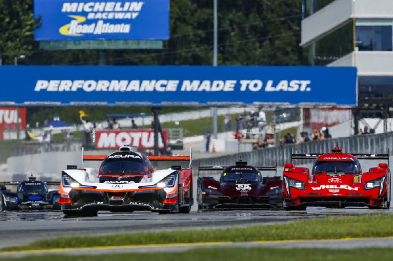 IMSA-Action mit DPi-Autos bei den 6h Road Atlanta 2020