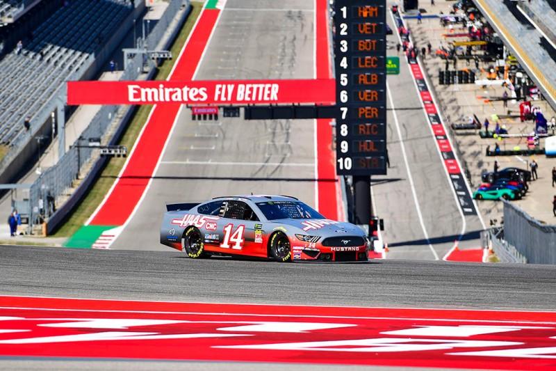 NASCAR-Showrun in Austin