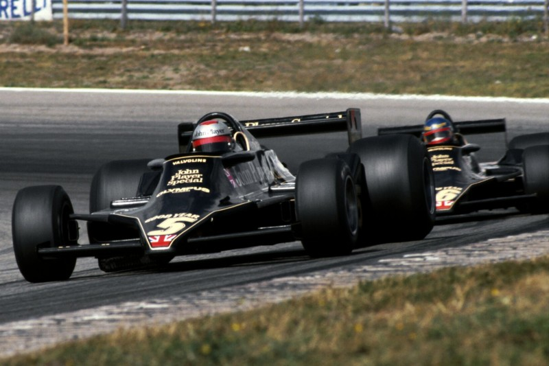 Andretti und Peterson