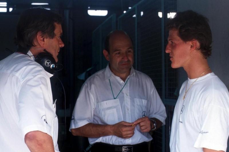 Michael Schumacher, Peter Sauber