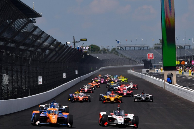 Start zum 104. Indy 500 am 23. August 2020