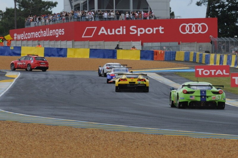 24h Le Mans, Safety-Car