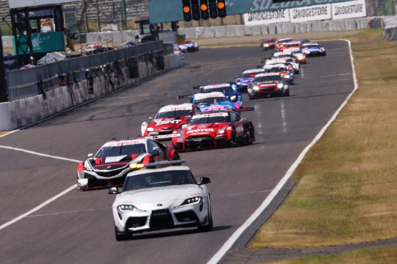 Super GT, Safety-Car