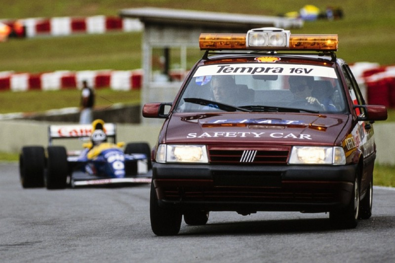 Safety-Car, Damon Hill