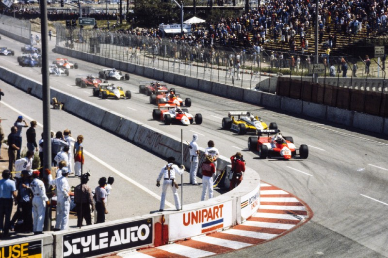 Long Beach 1982