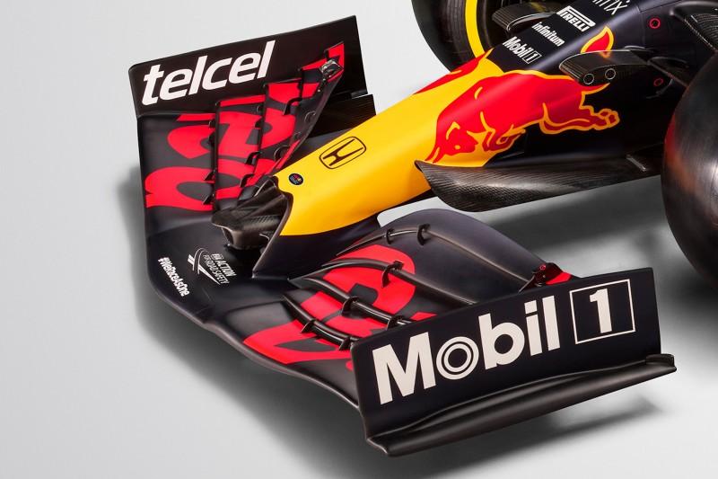 Red-Bull-Frontflügel