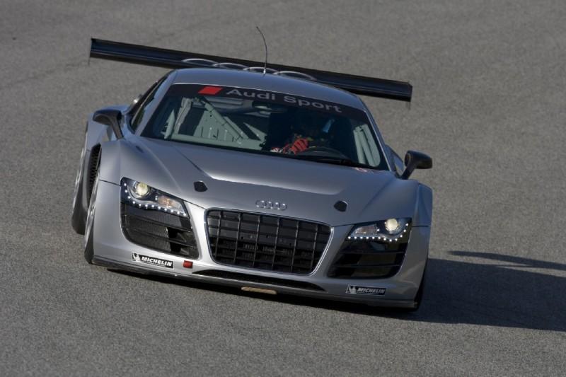 Audi R8 LMS GT3, Prototyp