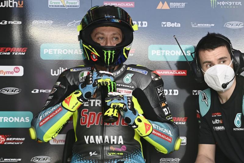Valentino Rossi, David Munoz
