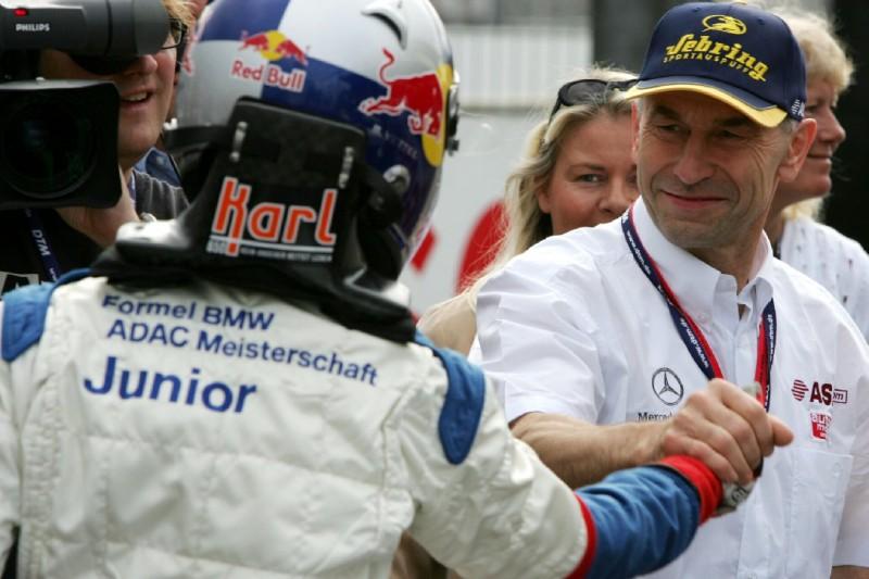 Sebastian Vettel, Peter Mücke