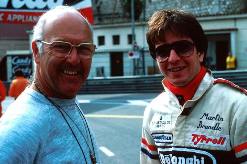 Murray Walker, Martin Brundle