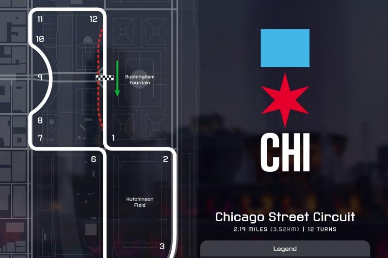 Chicago Straßenkurs