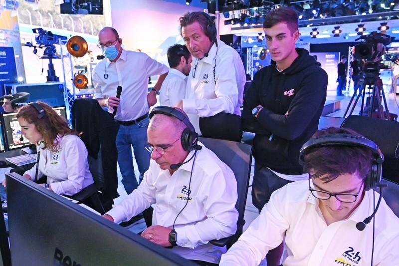 Hinter den Kulissen der virtuellen 24h Le Mans im Juni 2020