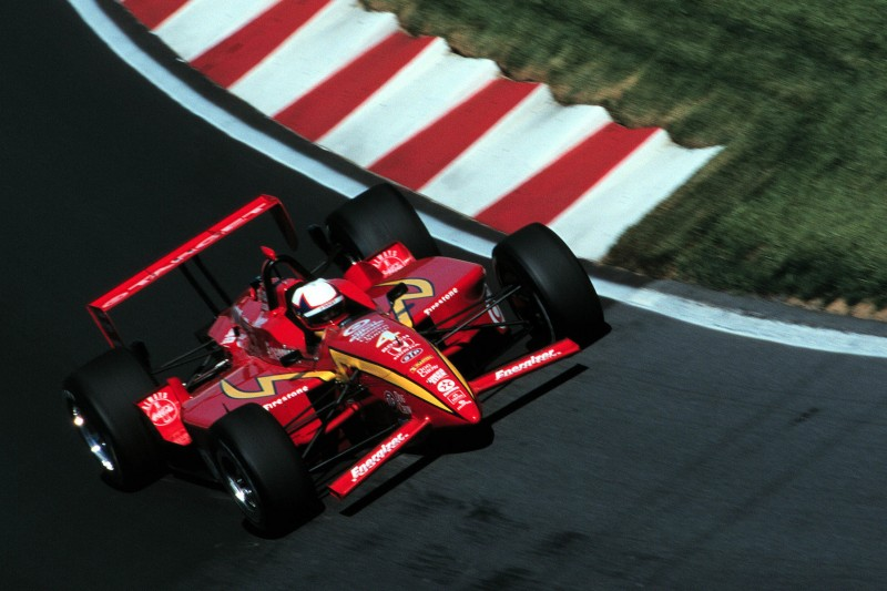 Juan Pablo Montoya in der CART-Saison 1999