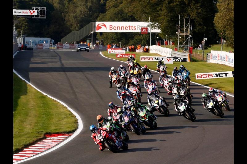 Britische Superbike-Meisterschaft (BSB) in Oulton Park