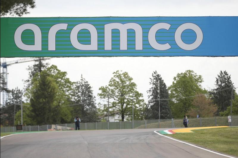 Logo: Aramco