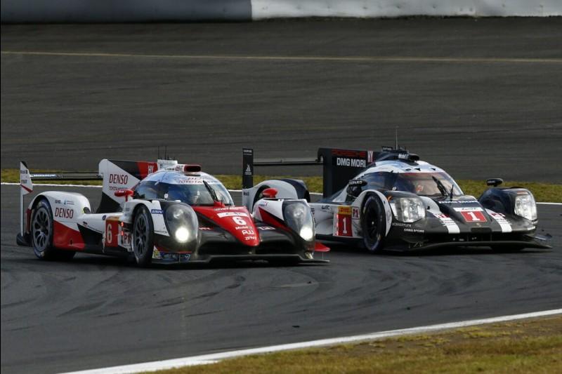 Timo Bernhard, Mark Webber