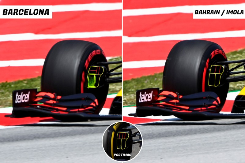Red-Bull-Bremsbelüftung