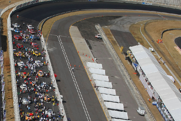 WTTC 2009 im Autodromo Miguel E. Abed in Puebla