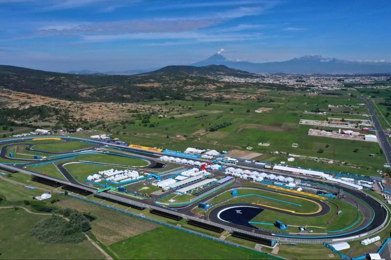 Autodromo Miguel E. Abed in Puebla
