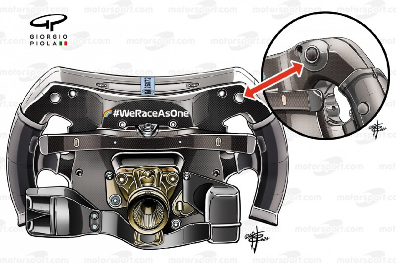 Mercedes-Lenkrad