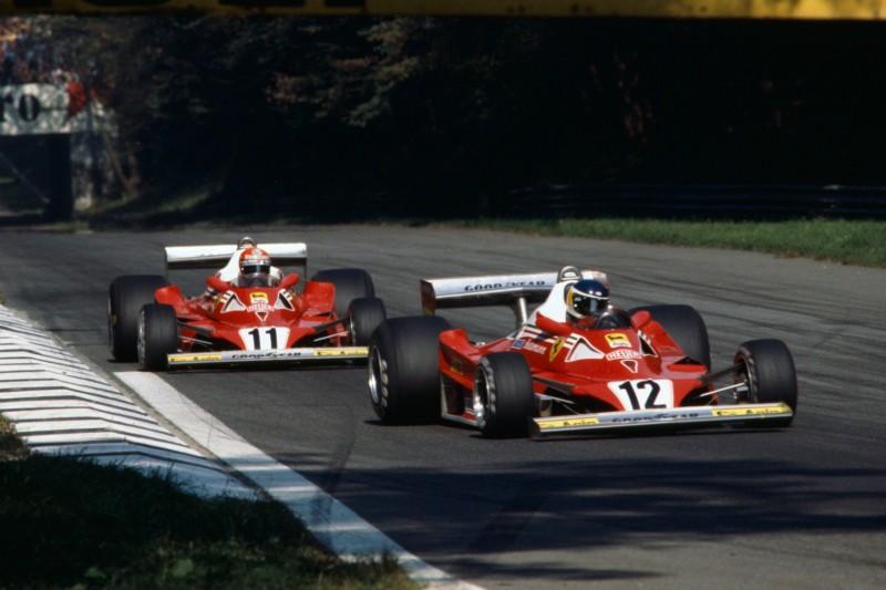 Carlos Reutemann, Niki Lauda
