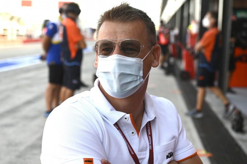 KTM-Motorsportchef Pit Beirer