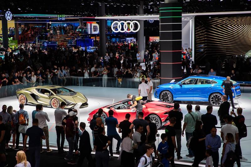 IAA: Internationale Automobil-Ausstellung