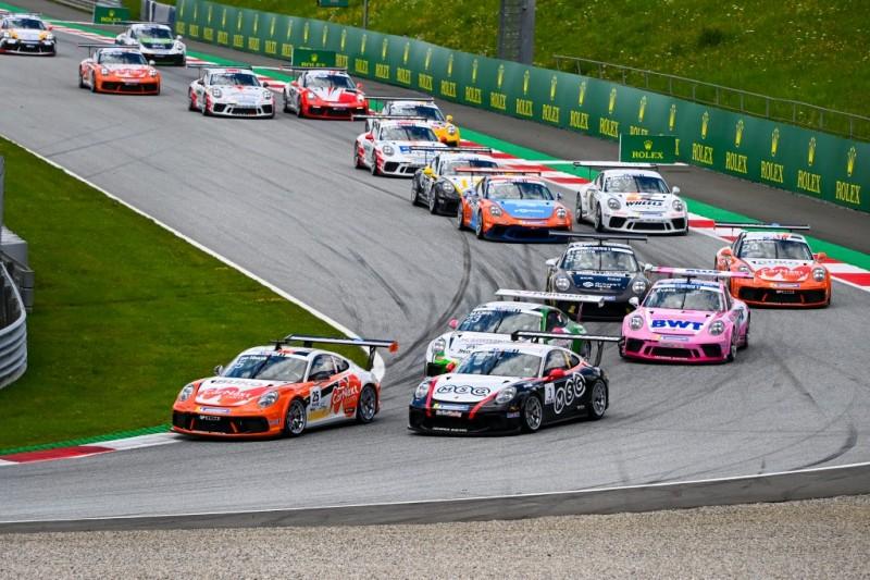 Porsche-Supercup 2021 in Österreich