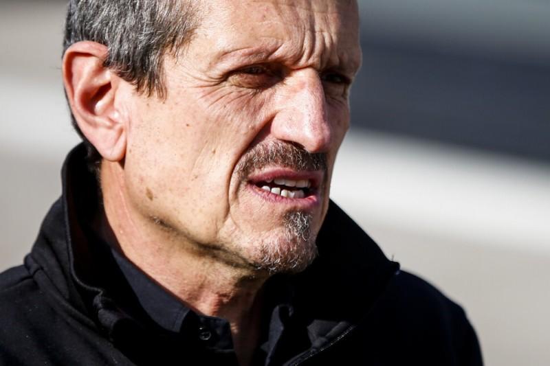 Haas-Teamchef Günther Steiner