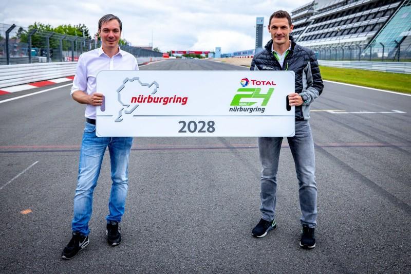 Mirco Hansen, Mirco Markfort, 24h Nürburgring bis 2028