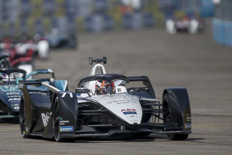 Norman Nato beim E-Prix der Formel E in Berlin 2021