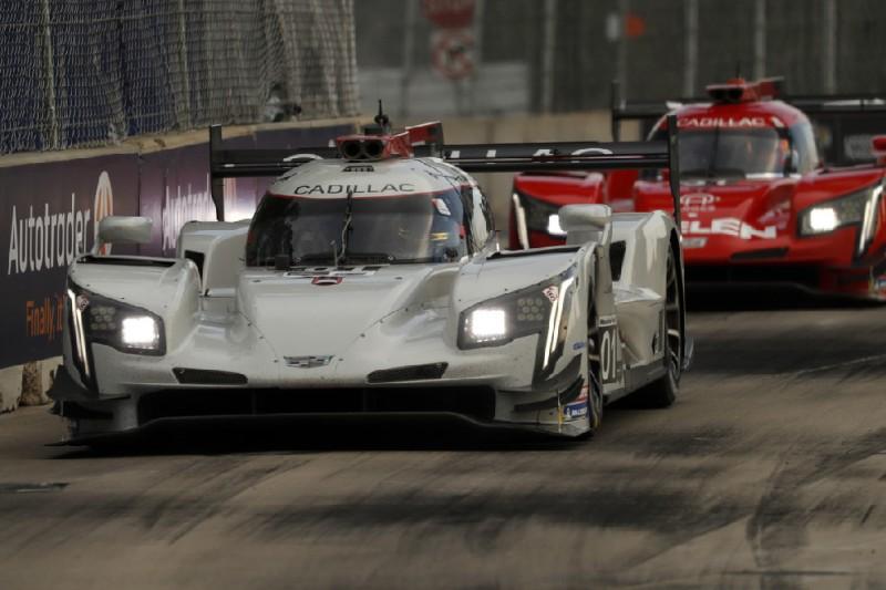 Cadillac DPi-V.R von Chip Ganassi Racing und Action Express Racing in der IMSA-Saison 2021