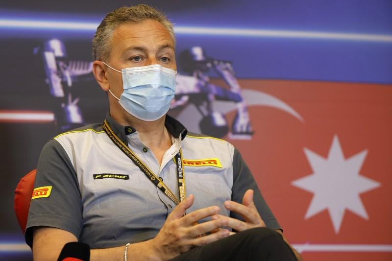 Pirelli-Sportchef Mario Isola