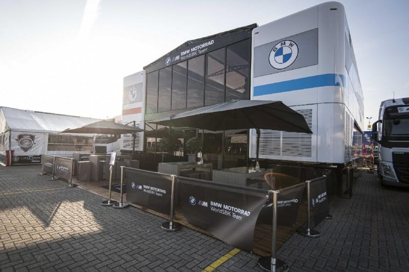 BMW Hospitality WSBK