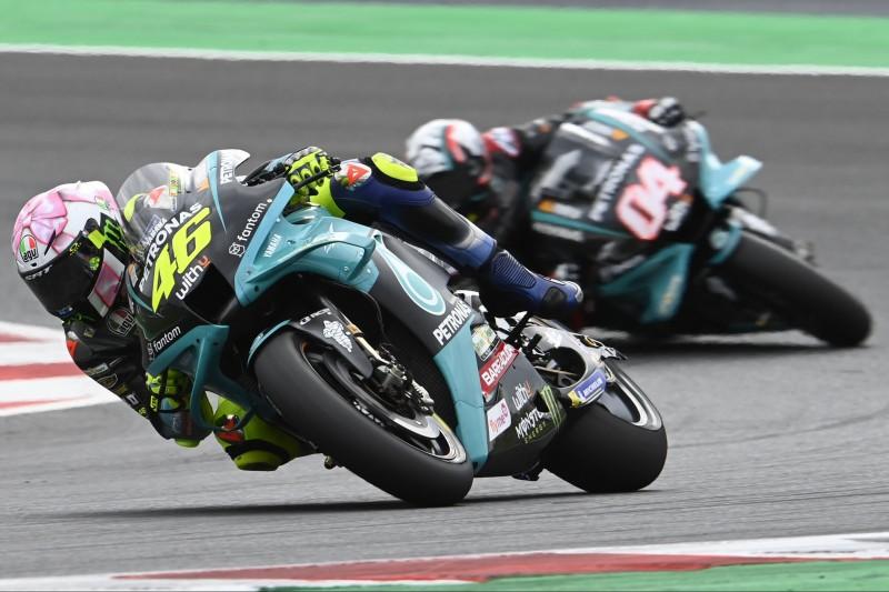 Valentino Rossi, Andrea Dovizioso