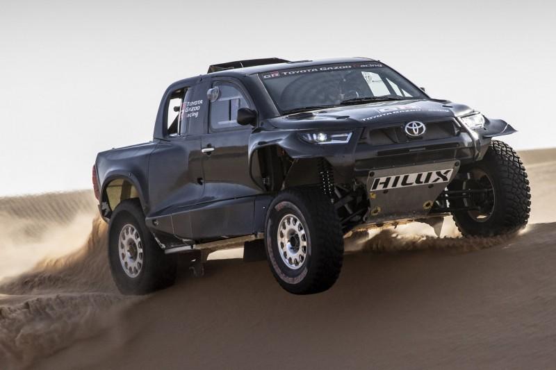 Der Toyota Hilux bekommt einen neuen V6-Motor